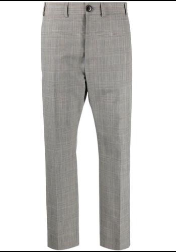 VIVIENNE WESTWOOD george trousers black white