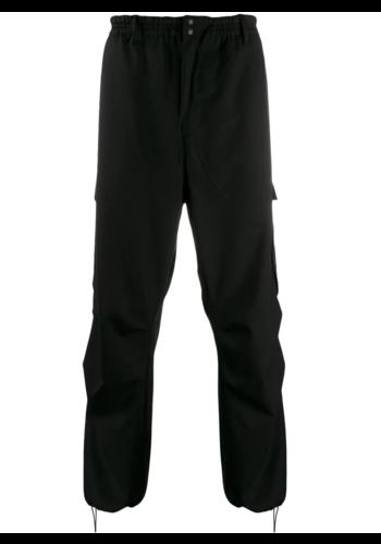 Y-3 cargo pants black