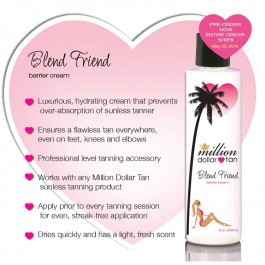 Million Dollar Tan - Blend Friend Barrier Cream