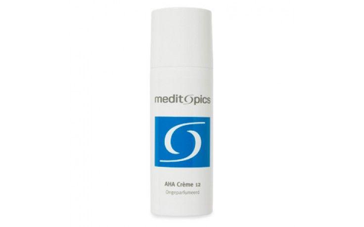 Meditopics AHA Creme 12% Glycolzuur