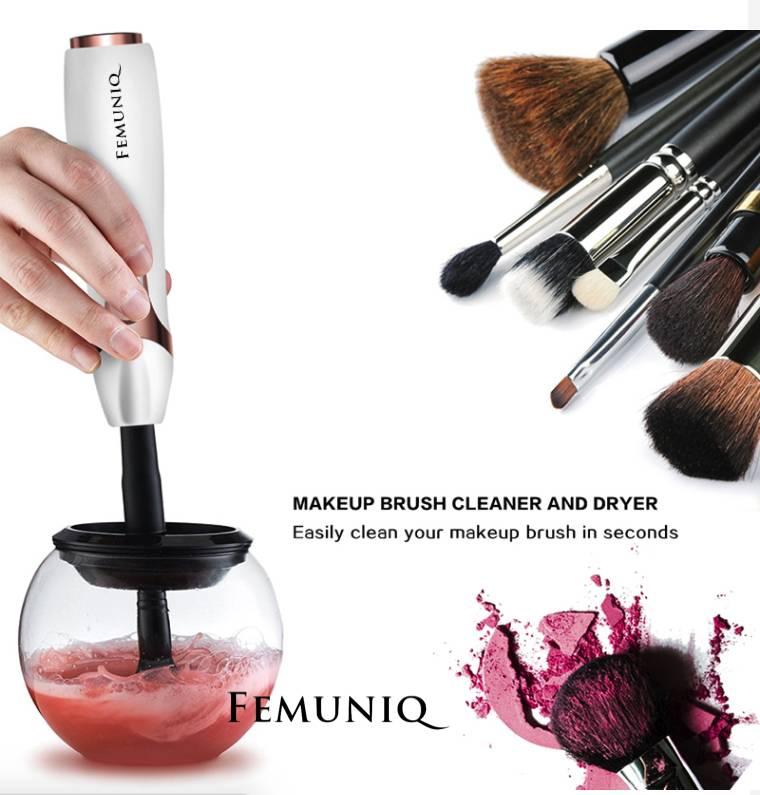 Makeup Kwasten Reiniger en Droger