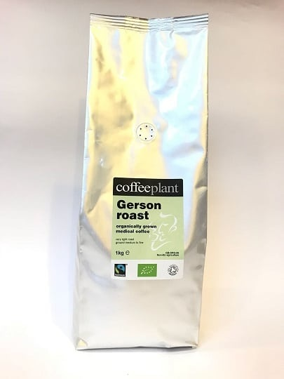 Gerson Organic Roast Medical Coffee Enema