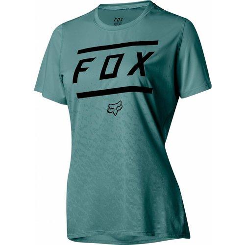 Fox Head Europe Fox Ripley SS Bars Jersey Pine -