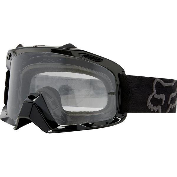 Fox Main Race Goggle Black