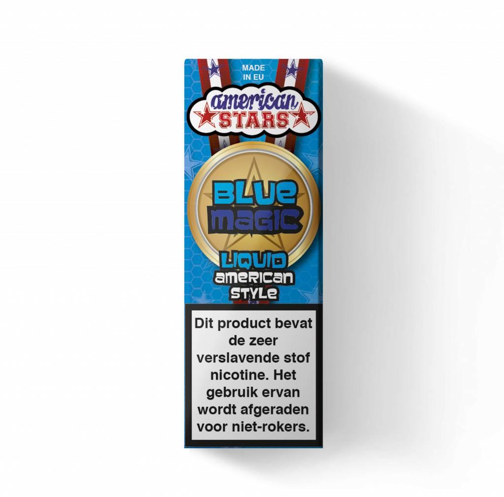 American Stars e-liquid American Stars Blue Magic E-Liquid