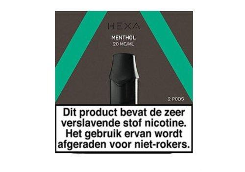 Hexa Pods Menthol (2pcs)