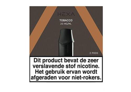 Hexa Pods Tobacco (2 pcs)