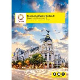 Spaans Halfgevorderden 2 lesboek