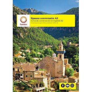 Spaans Conversatie A2 lesboek