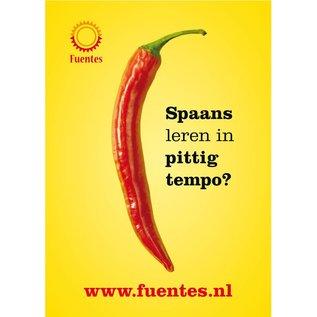 Spaans Beginners 1 lesboek + uitwerkingenboekje