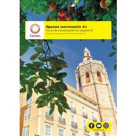 Spaans Conversatie A1 lesboek + uitwerkingenboekje