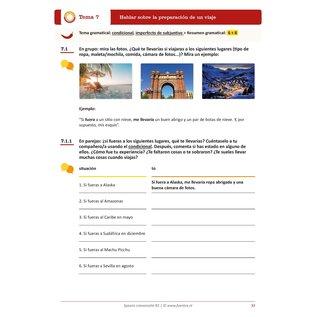 Spaans Conversatie B2 + uitwerkingen