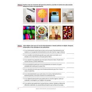 Conversatie B1 lesboek + uitwerkingen