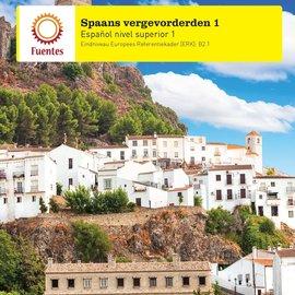 Spaans Vergevorderden 1 lesboek