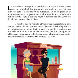 """Conversatie A2 Leesboekje """"LA CIUDAD DE LAS PINTURAS"""""""