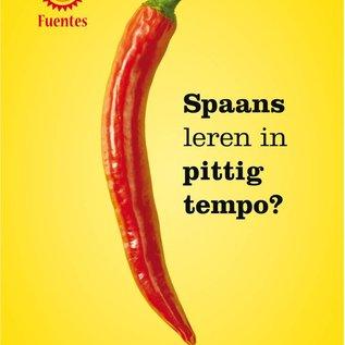 Spaans Vergevorderden 2 lesboek + uitwerkingen