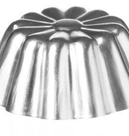 Hendi Gebakvorm bloemmotief Hendi aluminium 8cm 683705