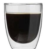 Dubbelwandig koffieglas Papillon 200ml 603309
