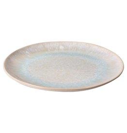 Palmer Imperial Quality Bord rond Stoneware 28cm Palmer Light Blue Sea 528402