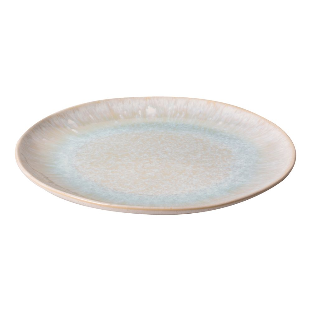 Palmer Imperial Quality Bord rond Stoneware 28cm Palmer Light Blue Sea 528402