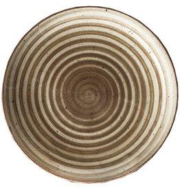 Güral Porselen Bord 21cm terra Gural Ent 617343
