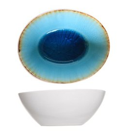 Cosy & Trendy Schaal Laguna Azzurro 10,5cm Cosy & Trendy 5349072