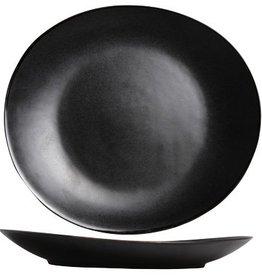 Cosy & Trendy Bord 28x25cm zwart Cosy&Trendy Vongola 177038