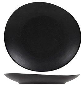 Cosy & Trendy Bord 22x20cm zwart Cosy&Trendy Vongola 754297