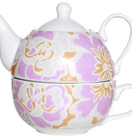 Cosy & Trendy Tea for one Theepot paars Cosy&Trendy 4986618