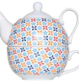 Cosy & Trendy Tea for one Theepot bloem Cosy&Trendy 2286415