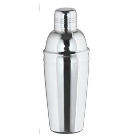Bar Professional Cocktailshaker RVS 0,7L  Bar Professional 3 delig 517939