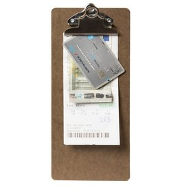 Securit Rekening clipboard Securit RVS 528036
