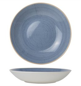 Cosy & Trendy Bord diep 26cm Cosy&Trendy Terra Blue 4579026