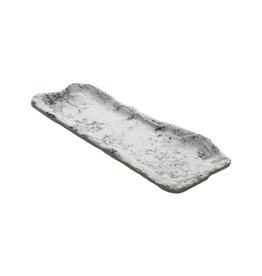 Cheforward Schaal rechthoek 30x12,5cm Cheforward Endure kiezel 529784