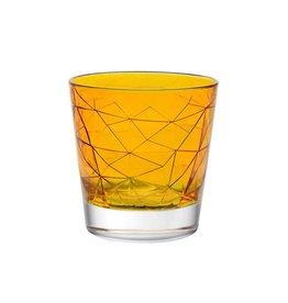 Vidivi Longdrinkglas 37cl Vidivi Dolomiti High Ball Amber 530673