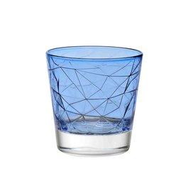 Vidivi Longdrinkglas 37cl Vidivi Dolomiti High Ball blauw 530674