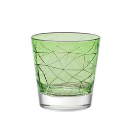 Vidivi Longdrinkglas 37cl Vidivi Dolomiti High Ball groen 530677
