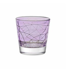 Vidivi Longdrinkglas 37cl Vidivi Dolomiti High Ball paars 530678