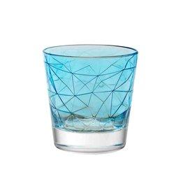 Vidivi Longdrinkglas 37cl Vidivi Dolomiti High Ball turqoise 530676