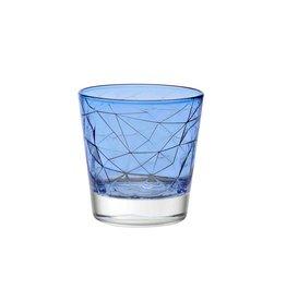 Vidivi Longdrinkglas 29cl Vidivi Dolomiti High Ball blauw 530674