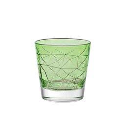 Vidivi Longdrinkglas 29cl Vidivi Dolomiti High Ball groen 530677