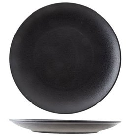 Cosy & Trendy Bord 27cm Coupe Cosy&Trendy Blackstone Zwart 5437027