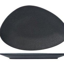 Cosy & Trendy Bord 29x19cm Triangle Cosy&Trendy Blackstone Zwart 5437429