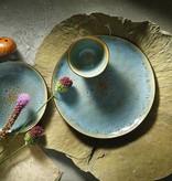 Palmer Imperial Quality Bord 20,5cm Palmer Lotus Turquoise 531015