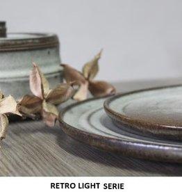 Cocotte Retro light Stoneware 450ml 619392