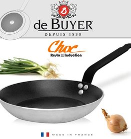 De Buyer Braadpan 28cm De Buyer Choc Resto Induction Four 620340