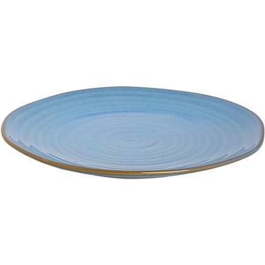 Palmer Imperial Quality Bord 22cm diep Palmer Dublin blauw 531004