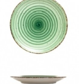 Güral Porselen Bord 21cm Groen Gural Ent 617350