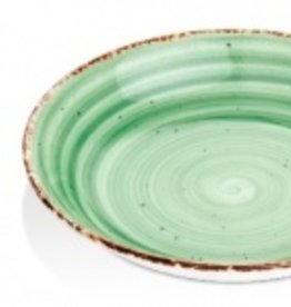 Güral Porselen Bord diep 20cm Groen Gural Ent 618683
