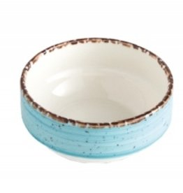 Güral Porselen Schaal 12cm Blauw Gural Ent 616983